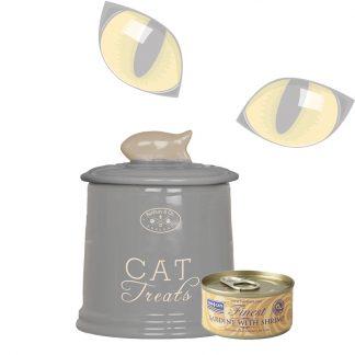 Τροφές Γάτας